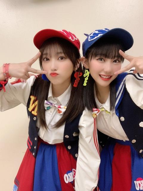 【AKB48G】向井地美音ちゃん、矢吹奈子ちゃん、田中美久ちゃんみたいに20歳前後で身長150cm前後の美少女たちって最高すぎる…