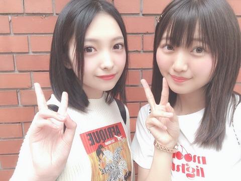 【元AKB48】梅本和泉と播磨七海って可愛いのになんで人気でなかったの?