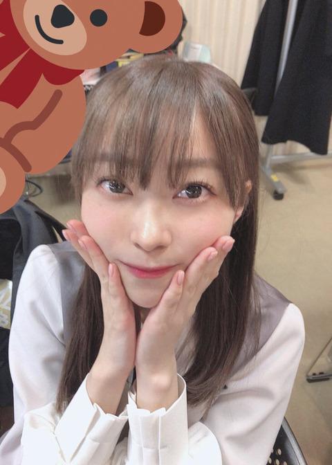 【画像】HKT48指原莉乃さん、白石麻衣を超えてしまうwww