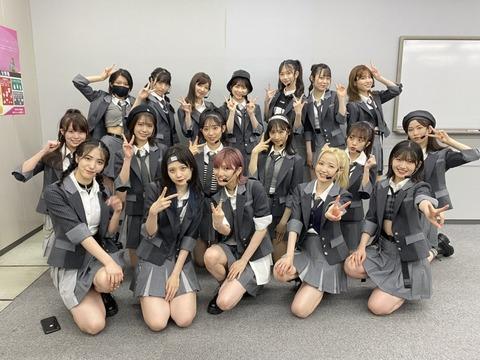 【アホスレ】AKB48「根も葉もRumor」選抜メンバーのビジュアルを格付けした!