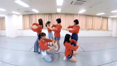 【NMB48】だんさぶる!の「蜂の巣ダンス」が凄すぎる!!!!!!