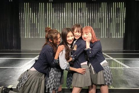 【NMB48】三田麻央が劇場公演にて卒業発表