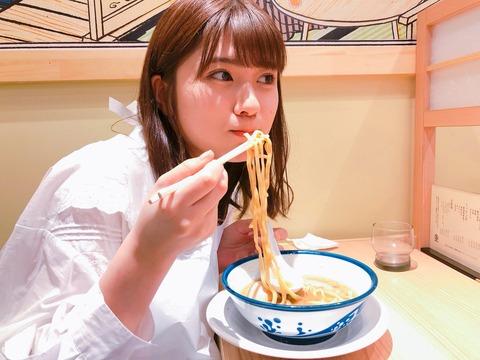 【AKB48】チーム8清水麻璃亜「みんなの好きなラーメンは何味?」