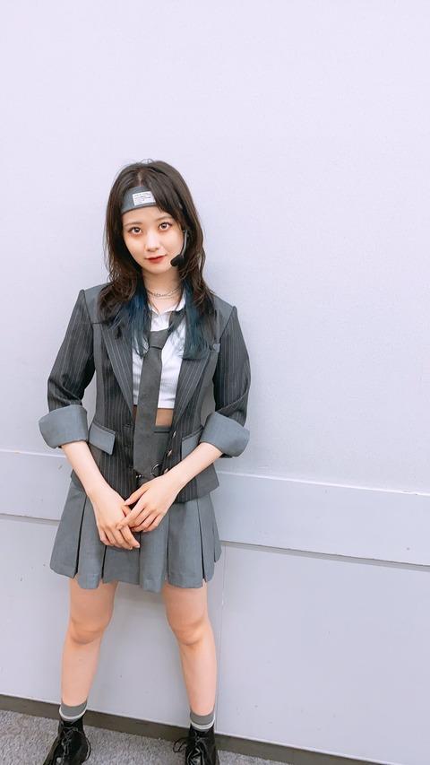 【AKB48】チーム8横山結衣は写真集とか選抜とか推されてるけど強力なバックがついたの?