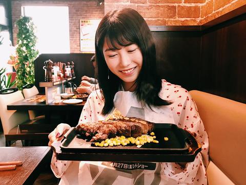 【朗報】ゆいはんがいきなり!ステーキに!!!【AKB48・横山由依】