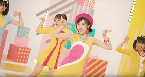 【NMB48】山本彩加さん、新曲MVでとんでもない腋を晒してしまうwww