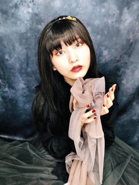 【AKB48】福岡聖菜が自主制作でゴスロリファッションに挑戦!!!【せいちゃん】