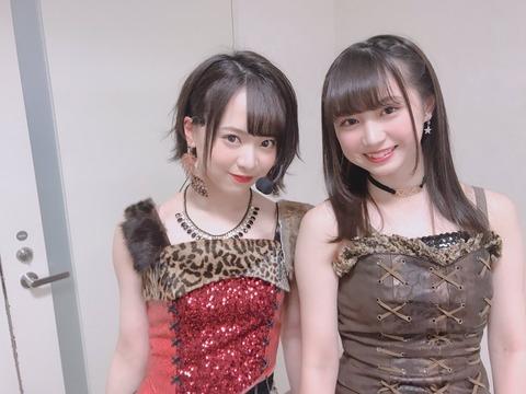 【朗報】AKB48チーム8山田杏華ちゃんの杏華ちゃんがやっぱりでかい