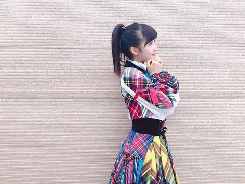 【AKB48】小栗有以「今日は、名古屋イオンモール常骨で全国握手会をさせて頂きました」【ゅぃゅぃ】