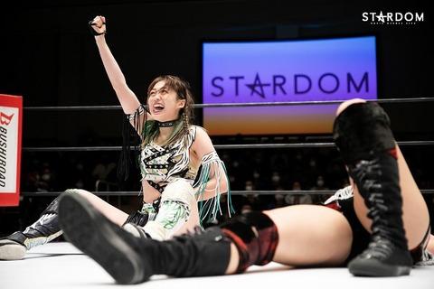【朗報】元バイトAKBから女子プロレス、いきなり骨折も乗り越え新人王に