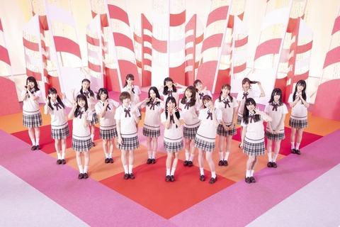 【NMB48】21stシングル「母校へ帰れ!」MVとジャケット写真が公開!!!