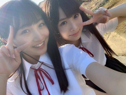 【朗報】NMB48梅山恋和ちゃん(15)、意外とある事が判明!