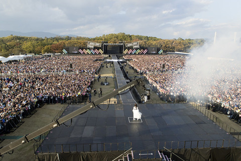 【NMB48】山本彩卒業コンサート、野外スタンディング3万人圧巻の光景がこちら