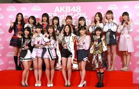 AKB48総選挙】AKBヲタだけど次の総選挙はやっぱりAKBが1位になって欲しい