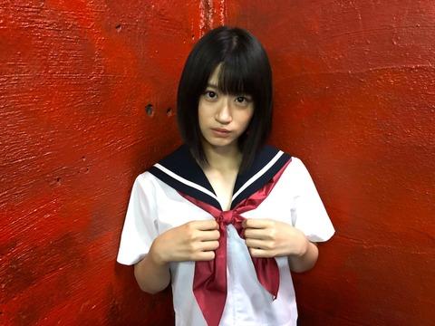 【朗報】NMB48上西怜ちゃんのドスケベ オフショットキタ━(゚∀゚)━!