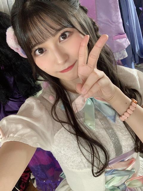 【感染】AKB48メンバー行天優莉奈の活動に関するご報告