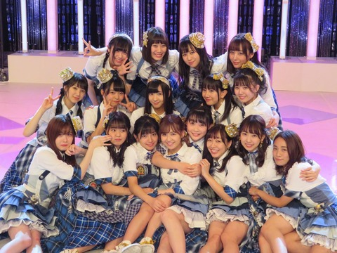 【SKE48】6期のメンバーが加入4年目にして初の歌収録・・・