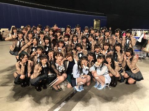【朗報】TIF2018のタイムテーブルが発表!最終日メインステージの大トリはHKT48!!!