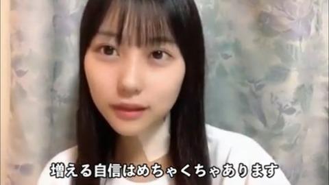 【HKT48】田中美久「削りに削られて残った今のファンは強い」