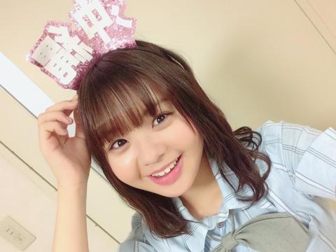 【AKB48】チーム8宮里莉羅、卒業公演は7月27日、活動終了は7月28日
