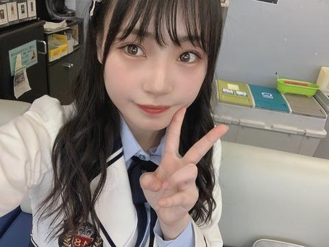 【悲報】NMB48佐藤亜海、劇場公演にて卒業発表