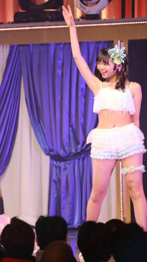 【AKB48G】お前らが密かに水着グラビア解禁を楽しみにしてるメンバーって誰?