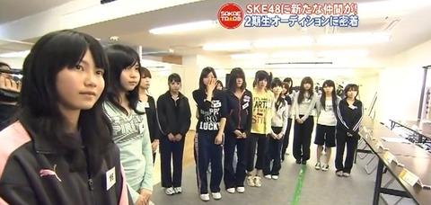 AKB48G総監督「ダンスがド下手だったからSKE48には入れなかった。」