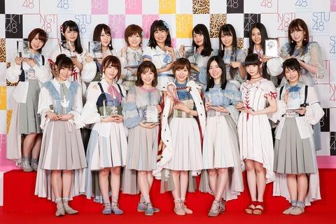 【AKB48総選挙】1位になってもシングル曲センターと翌日の芸能ニュースくらいしか旨味ないよね