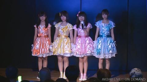 【AKB48】矢作萌夏の生脚がヤバイwwwwww【画像】
