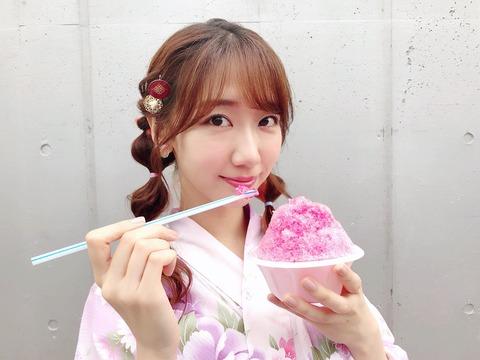 【AKB48】柏木由紀、舞台「仁義なき戦い」発表に「私出たくないって言ったの。」「もう舞台いい。」 と握手会でファンに語る