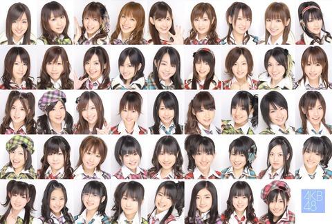 【AKB48G】何故ヲタはグループを卒業したメンバーに対してドライなのか?