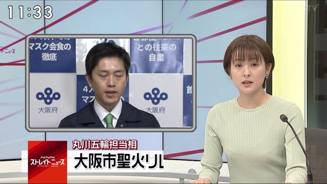 徳島えりか ミヤネ屋 NNNニュース NNNストレイトニュース 5