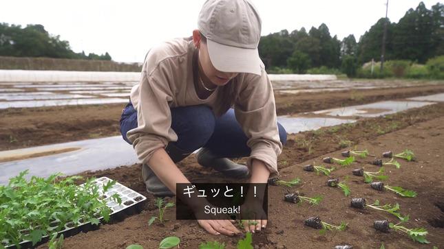 トラウデン直美農業チャンネル 5