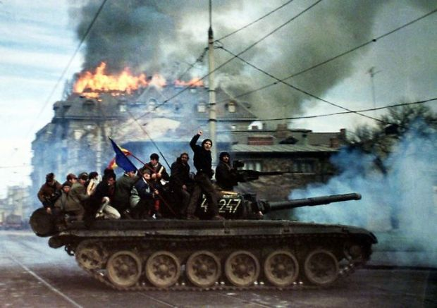 Romanian Revolution in pictures, 1989 (1)