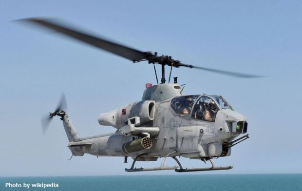 AH-1W_Super_Cobra_assigned_to_HMLA_167
