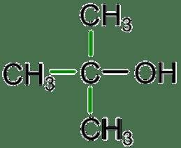 2-メチル-2プロパノール