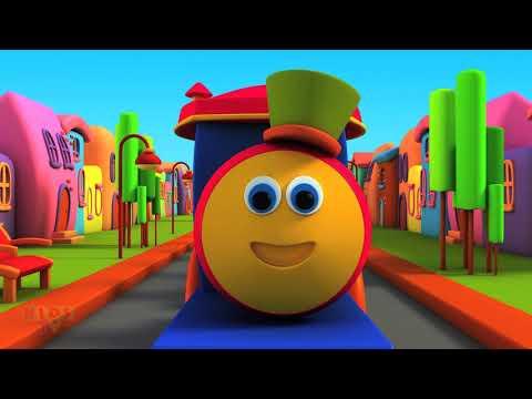子供のYOUTUBEを一発で見るのを止めさせる方法! Bob The Train | Alphabet ...