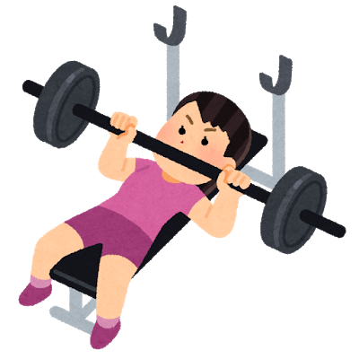 undou_bench_press_woman
