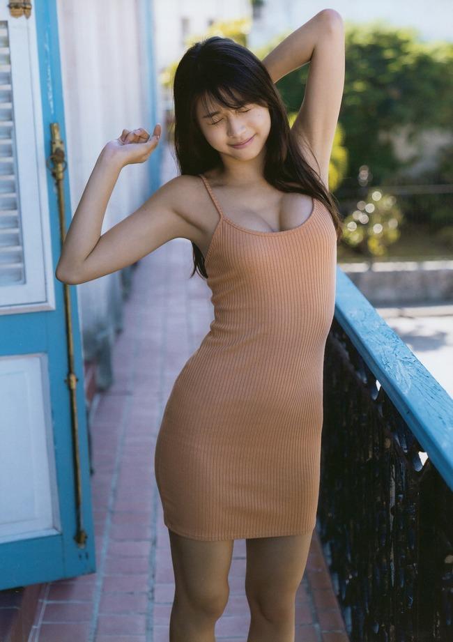 牧野真莉愛 グラビア (2)