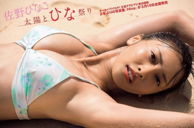 佐野ひなこ グラビア (5)