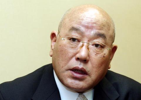 選挙結果を予想する飯島勲氏