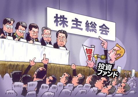 株主総会のお土産が熱い!