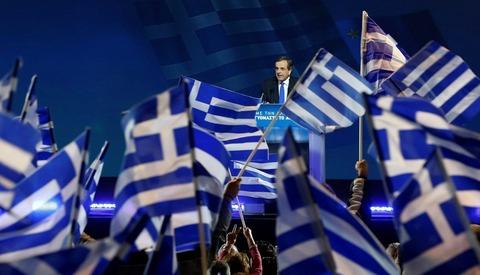 ギリシャ総選挙で急進左派が勝利