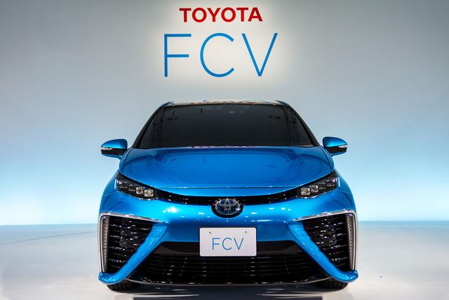 燃料電池車ではなく、電気自動車の時代になる