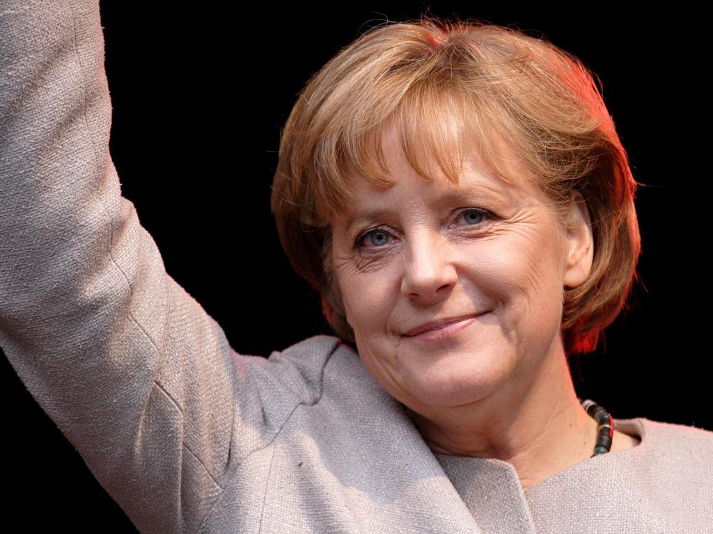 ドイツのメルケル首相が来日
