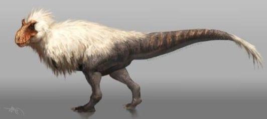 「ティラノサウルス毛フサフサ」の画像検索結果
