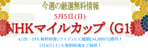 NHKマイルカップ5