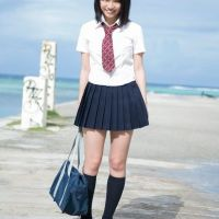 アイドル・久松かおり(19)のムチムチ過ぎる太ももと巨乳が抜けるwww【エロ画像】