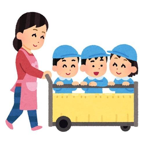 youchien_sanpo_cart
