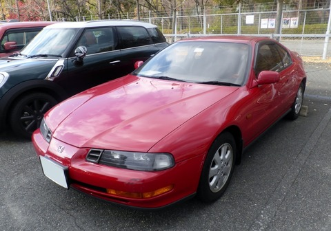 4th_generation_Honda_Prelude_front